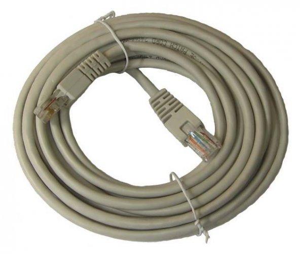 FULLY 20 Metre ADSL Cat5 Kablo - Kargo Ücretsiz
