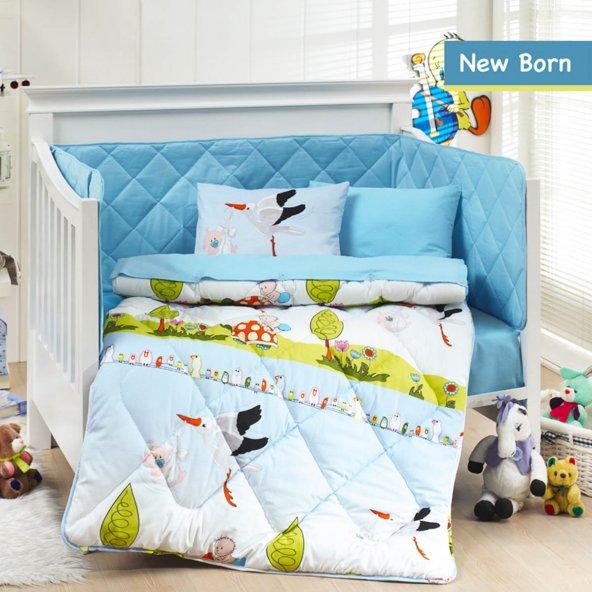 Beğenal Newborn Bebek Nevresim Takımı