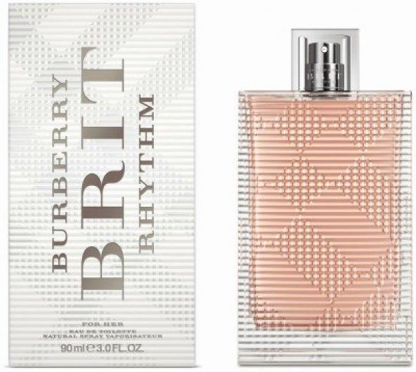 Burberry Brit Rhythm EDT 90 ml Kadın Parfüm