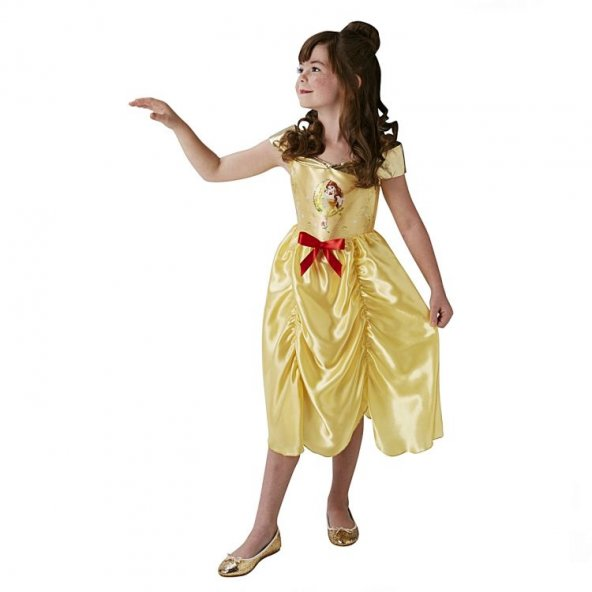 Disney Prenses Belle Kostüm 3-4 Yaş