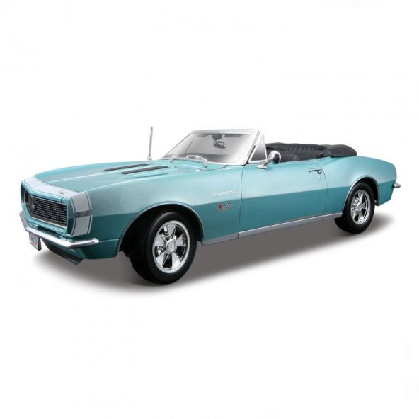 1:18 1967 Chevrolet Camaro 396 Convertible