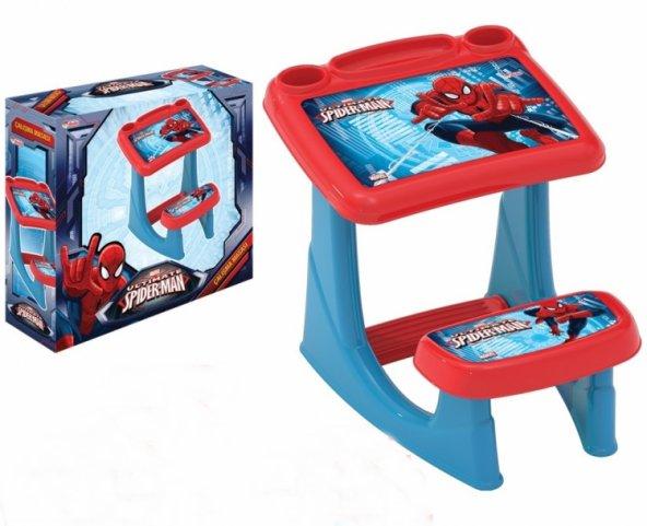 Spiderman Çalışma ve Aktivite Masası