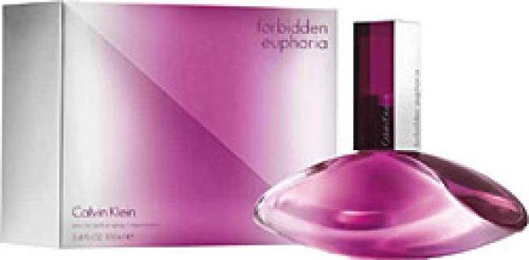 Calvin Klein Euphoria Forbidden EDP 100 ml Kadın Parfüm