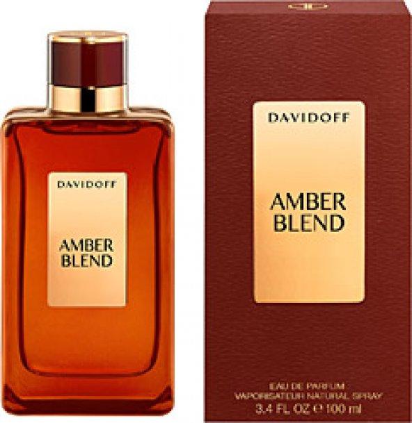 Davidoff Amber Blend EDP 100 ml Erkek Parfüm