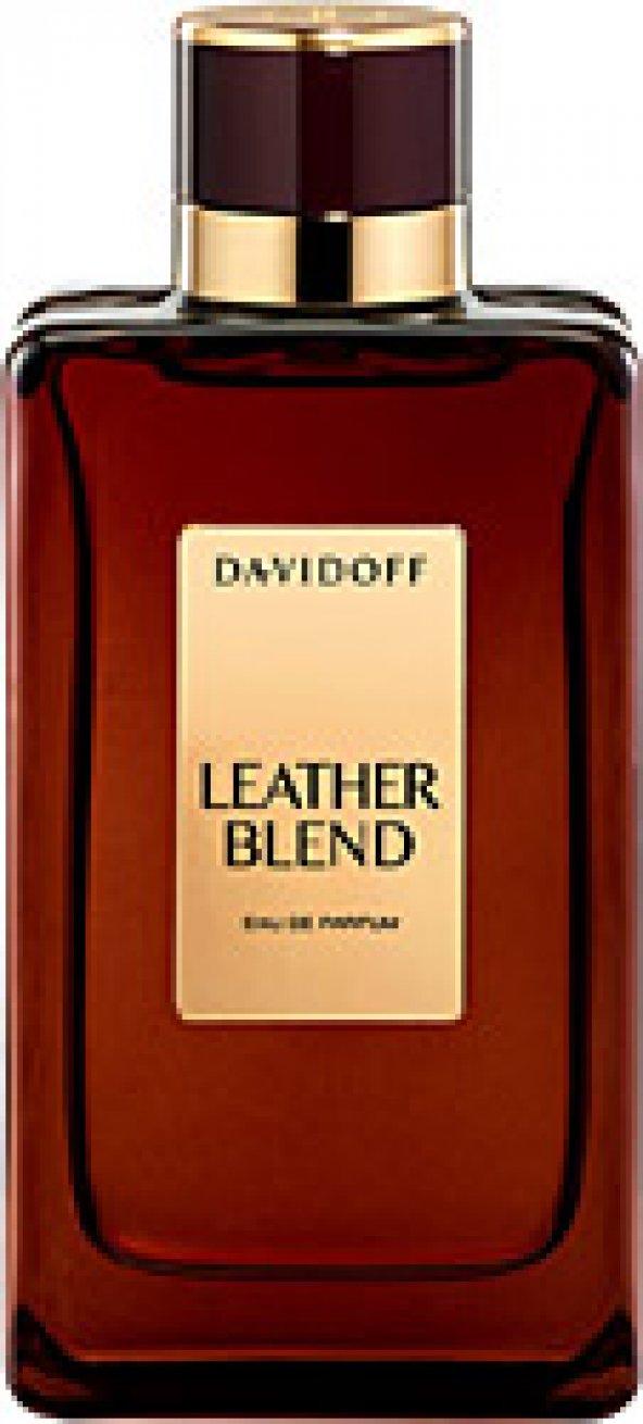Davidoff Leather Blend EDP 100 ml Erkek Parfüm