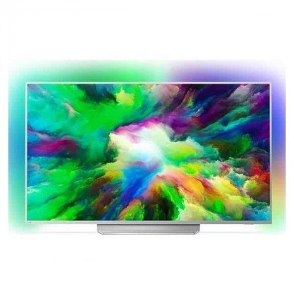 Philips 49PUS7803 49inç 123 Ekran Uydu Alıcılı 4K Ultra HD Smart