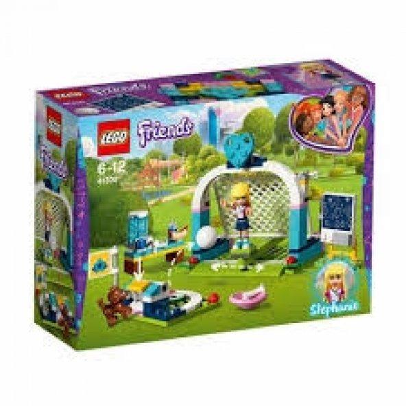 LEGO FRİENDS 41330 STEPHANİN FUTBOL ANTREMANI