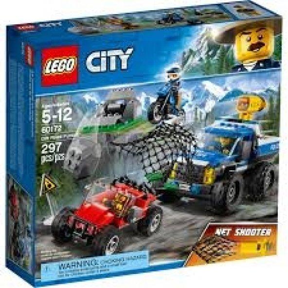 LEGO 60172 TOPRAK YOL TAKİBİ