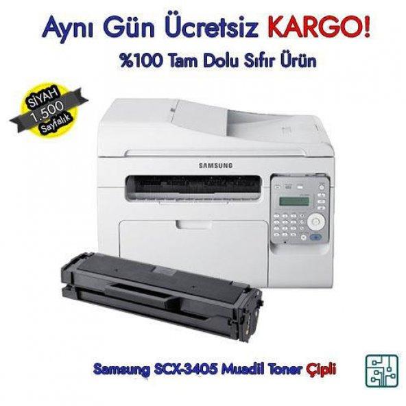 MLT-D101S / Samsung SCX-3405fw Muadil Toner ÇİPLİ