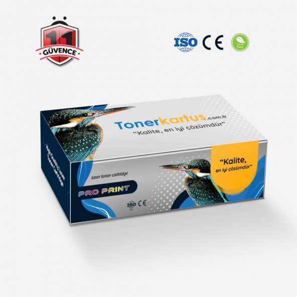 HP 645A / HP C9732A / HP Color LaserJet 5550hdn Kırmızı Muadil To