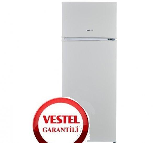 Vestfrost VF 3000 A+ 300 Lt Çift Kapılı Buzdolabı