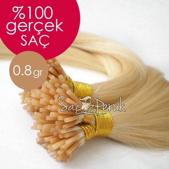 Kaynak Saç Boncuk Kaynak Saç 0,8 gr Platin Saçlar