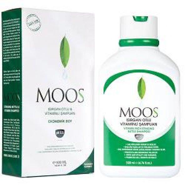 Moos Isırgan Otlu Şampuan 500 ml