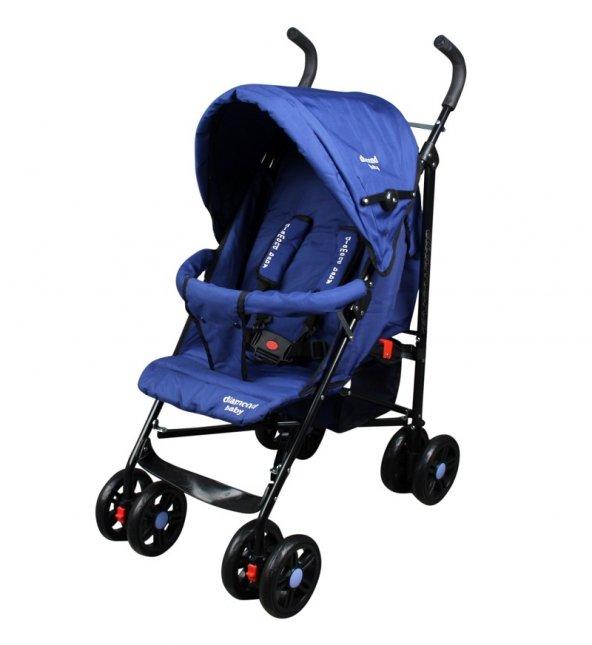 Diamond Baby P102 Tam Yatar Baston Bebek Arabası -  Baston Puset