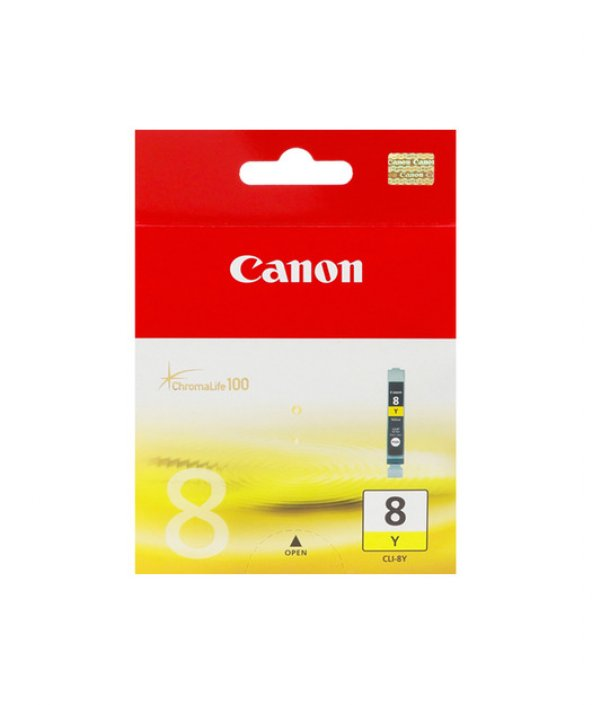 Canon CLI-8 Y Mürekkep K. 0623B024