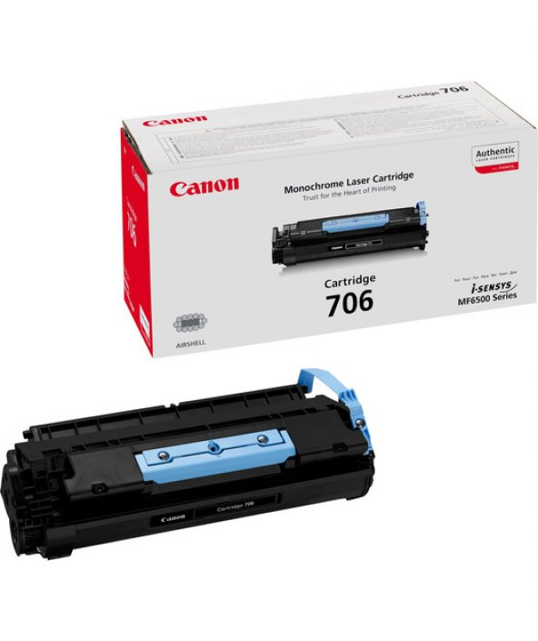 Canon FAX CRG-706 Toner K. 0264B002