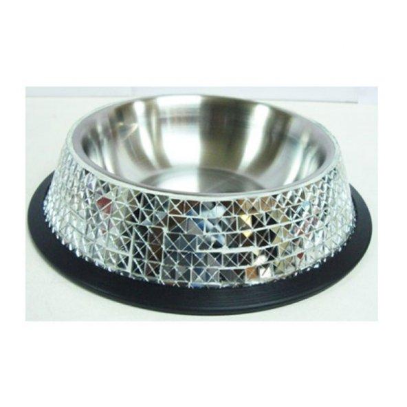 ASR(GMS) Köpek Çelik Mama Kabı 16 Oz 20.5cm
