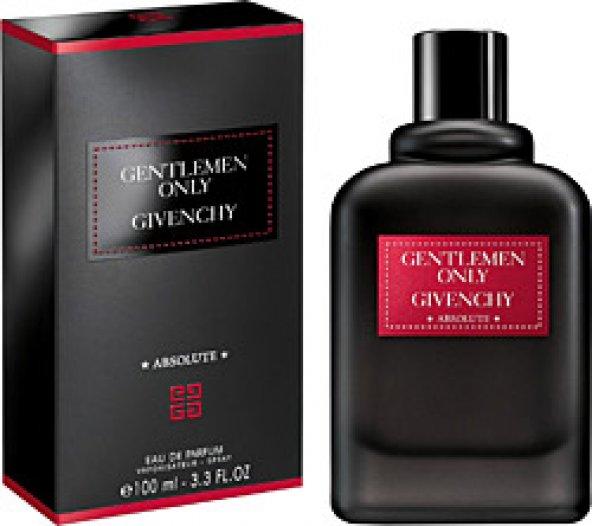 Givenchy Gentlemen Only Absolute EDP 100 ml Erkek Parfüm