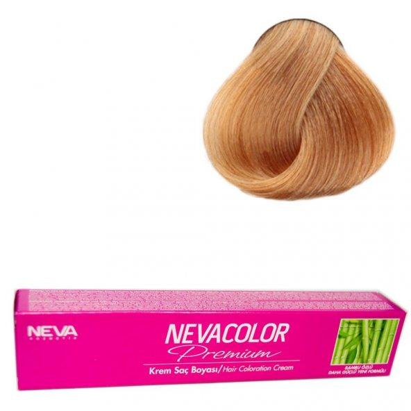Neva Color Tüp Saç Boyası 9.13 Küllü Açık Altın Sarısı