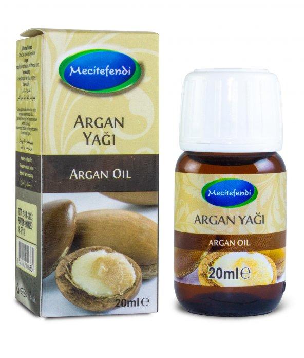 Mecitefendi Argan Yağı 20 ml
