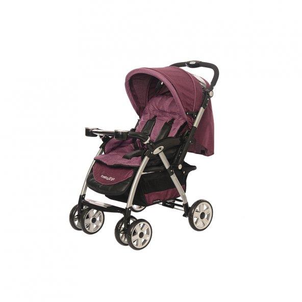 Baby2Go 8025 Carnaval Çift Yönlü Bebek Arabası