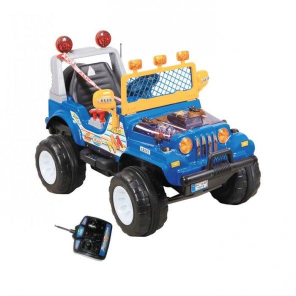 Wılly Off - Road Turbo Kumandalı (502-TK)