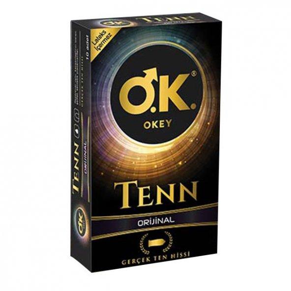 Okey Prezervatif Tenn 10lu