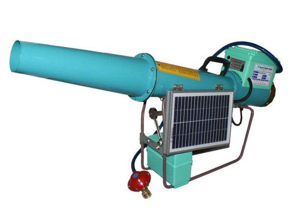 Güneş Enerjili Elektronik Kuş ve Domuz Kaçırıcı Cihaz