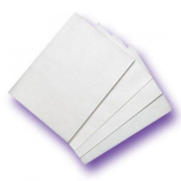 Şekerli Yenilenibilir Kağıt  (10 Sayfalık 1 Paket, Pasta Resim Ak