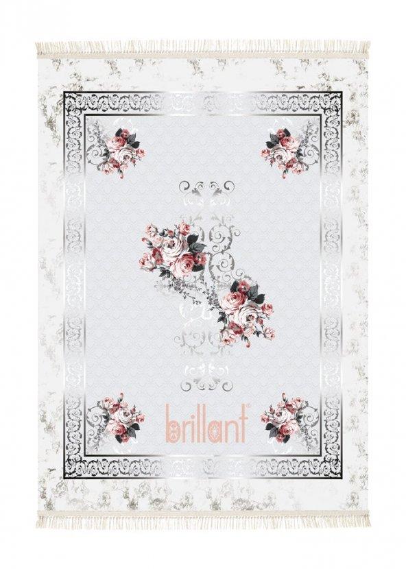 Brillife 80x300 Halı Mercan HL11532.801 (Püsküllü)