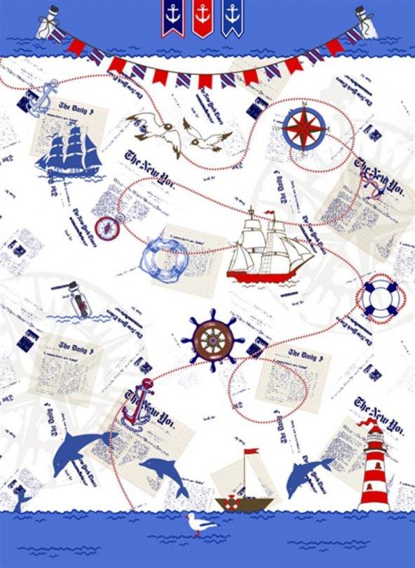 Halı Denizci 130x200 (2.6 M.Kare) HL11159.101