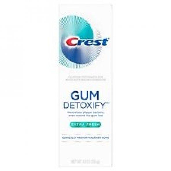 Crest Gum Detoxify Extra Fresh 116 gr