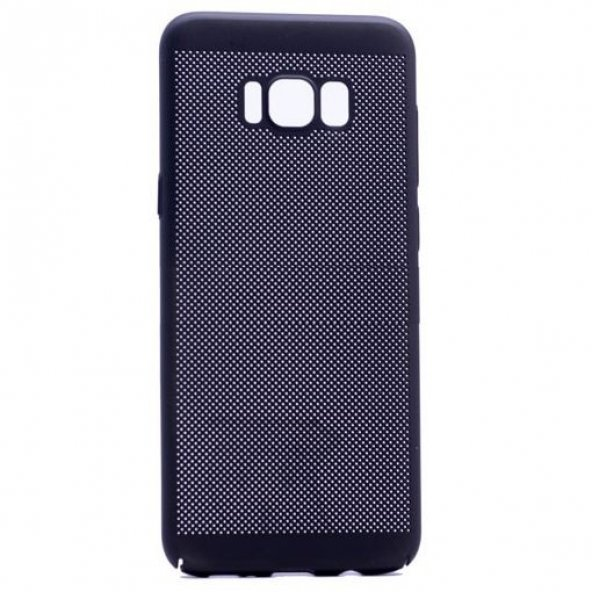 Samsung Galaxy S8 Deri Delikli Kapak Kılıf