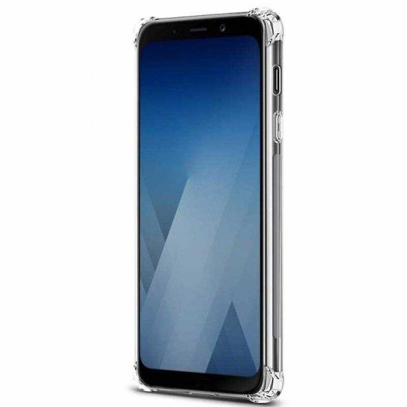 Samsung Galaxy J6 Darbe Korumalı Silikon Kılıf