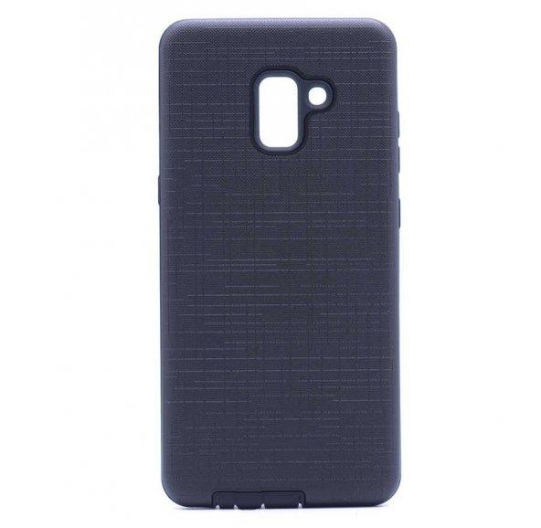 Samsung Galaxy A6 2018 Tıpalı Darbe Korumalı Silikon Kılıf + Nano Ekran Koruyucu