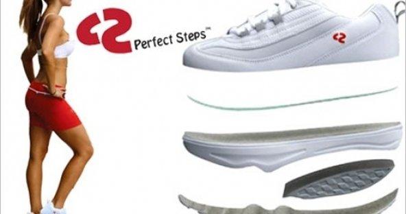 PERFECT STEPS - ZAYIFLAMA AYAKKABISI