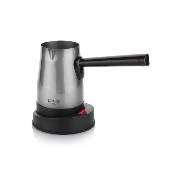 Schafer Coffeepoint Elektrikli Cezve İnox