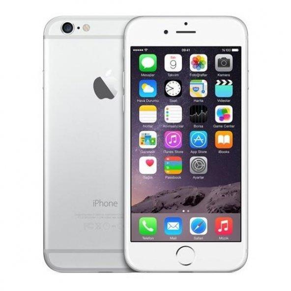 Apple iPhone 6 64 GB Gümüş Cep Telefonu Outlet