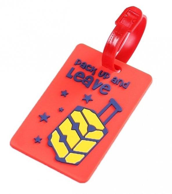 Valiz Etiketi-Bavul Etiketi-Çanta Etiketi İsimlik