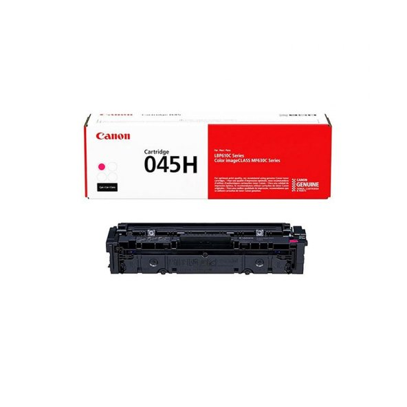 CRG-045H Kırmızı Orijinal Toner 2.200 |Canon LBP-611cn-LBP-612cdw