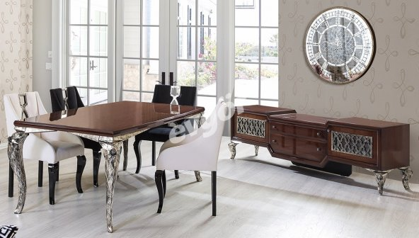 Resital Art Deco TV Ünitesi