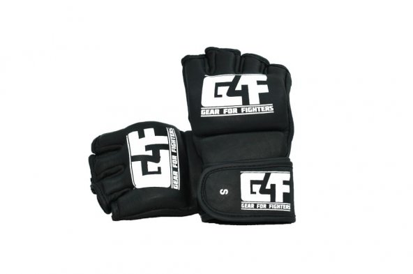 G4F MMA GLOVES FIGHT FAST LEATHER (GF0075)
