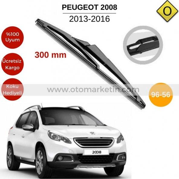 Peugeot 2008 Arka Silecek 2013-2016(MTM96-56)