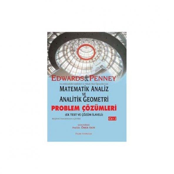 Matematik Analiz Ve Analitik Problem Çözümleri 2. Cilt
