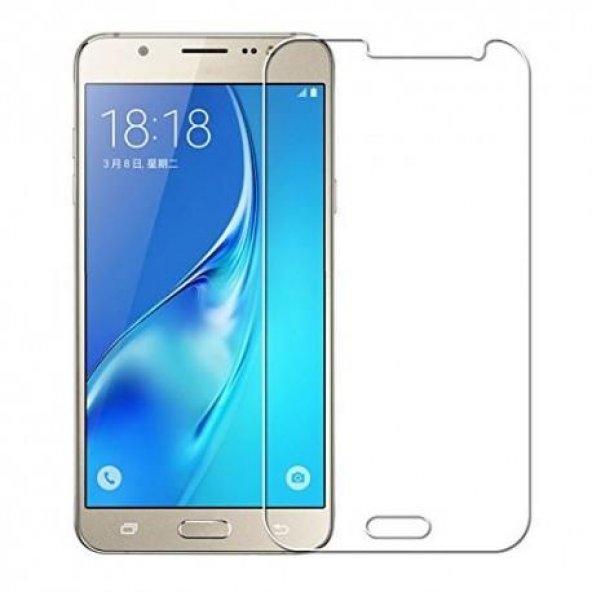 Samsung Galaxy C5 Pro Temperli Kırılmaz Cam Ekran Koruyucu