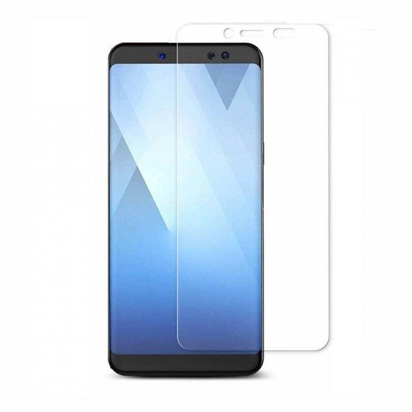Samsung Galaxy A5 2018 Temperli Kırılmaz Cam Ekran Koruyucu