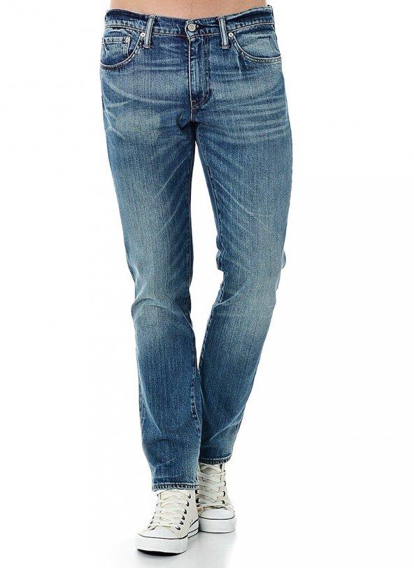 Levis® Erkek Pantolon | 511 Slim Fit Clarıty 04511-2741 BUZ MAVİ