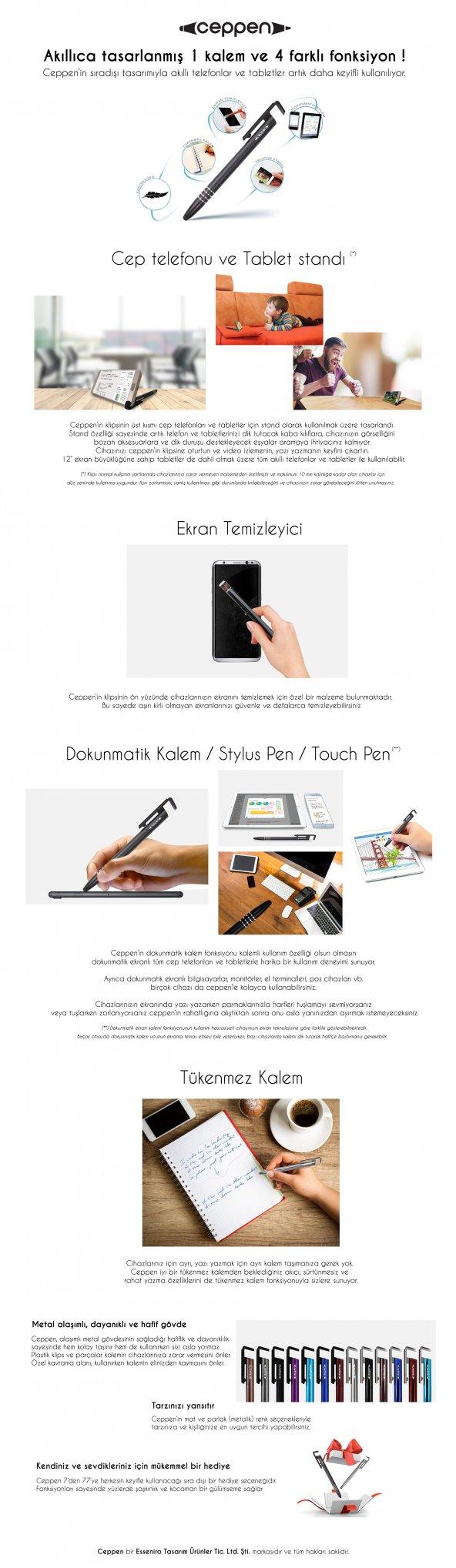 Ceppen Telefon ve Tablet Standı