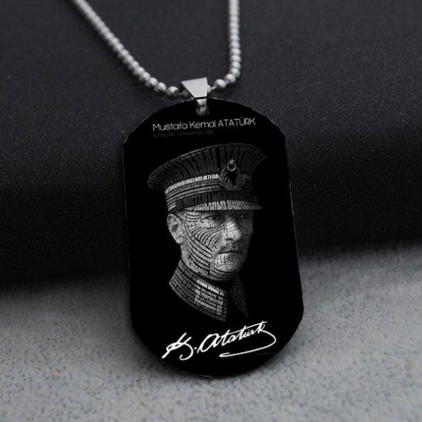 Mustafa Kemal ATATÜRK ve İmzası Künye