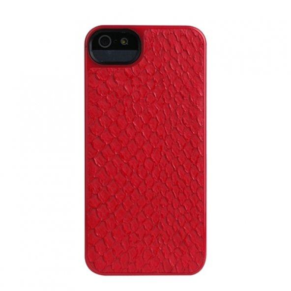 Griffin iPhone SE/5S/5 Moxy Sert Kılıf Kırmızı GB35526